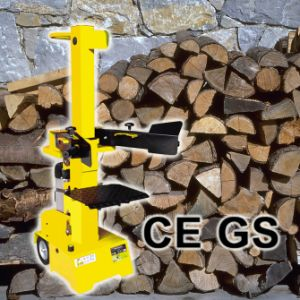 CE GS Approved 8ton/9ton Vertical Log Splitter (106CM)