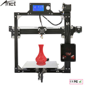 Anet Easy Assemble 3D Printing Machine with Aluminum Heated pictures & photos