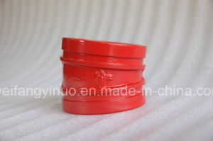 Ductile Iron Grooved Fitting 11.25 Degree Elbow with FM/UL/Ce Approval pictures & photos