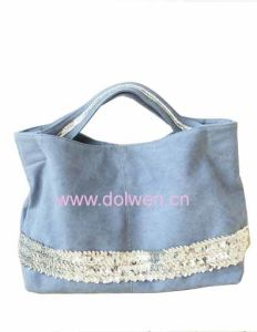 Fashion Lady Shopping Bag/Women Bag (49014C)