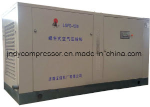 Variable-Frequency Double Screw Air Compressor pictures & photos