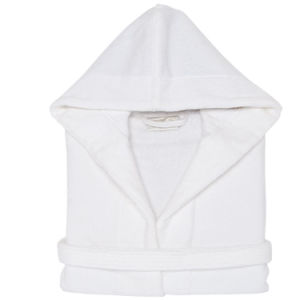 High Quality 100% Cotton Super Soft Hooded Bathrobe for Hotel pictures & photos