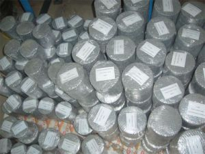 Oval Ss Wire Mesh Extruder Screen pictures & photos