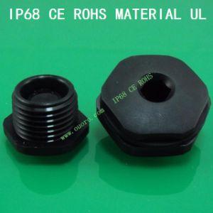 Plastic Hexagon End Plug Cap, M20x1.5 Type, Nylon6, Waterproof, Dustproof, IP68, CE, RoHS