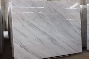 China Gx White Marble Slabs for Countertops Flooring and Walls pictures & photos
