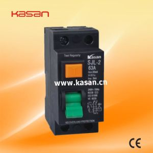 Kasan Black Series Hot Type Sjl-2 Magnetic Circuit Breaker pictures & photos