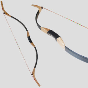 Chinese Traditional Manchu Bow for Hunting
