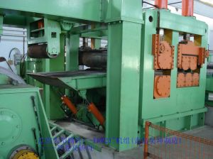 ERW Mill-Uncoiling and Straightening Machine pictures & photos