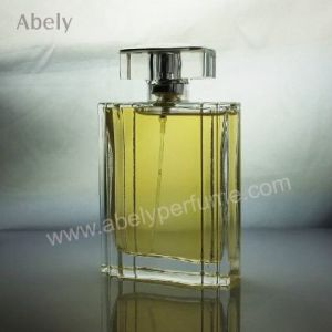 2017 Hot Sales Heavy Glass 100ml Perfume Bottles for Original Perfume pictures & photos