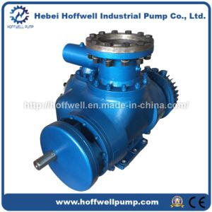 CE Approved Double Screw Diesel Oil Pump pictures & photos