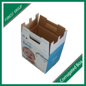 Durable Strong Corrugated Packing Box for Bib Bag pictures & photos