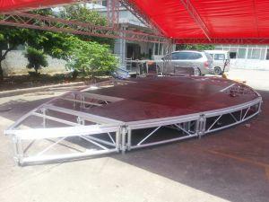 Hot Sale Aluminum Circle Stage pictures & photos
