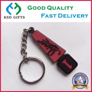 Personalized Cheap PVC/Rubber/Plastic Promotion Key Chain pictures & photos