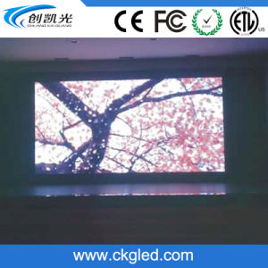 High Contrast P7.62 Indoor LED Wall Display Screen for Advertising pictures & photos