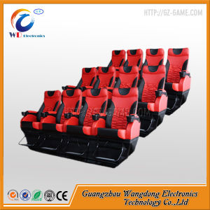 2017 Professional Truck Mobile 7D Cinema pictures & photos