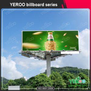 Solar Power Flex Banner Billboard Frame Advertising pictures & photos