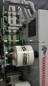 Flexo Printing Machine UV +IR with Video Monitor pictures & photos