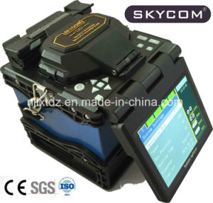 Ce SGS Patented Optical Fusion Splicer (T-207X) pictures & photos