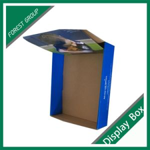 Blue Display Box with Insert for Shipping pictures & photos