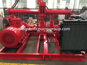 Factory Supply Nfpa20 Listed Packaged Fire Pump pictures & photos