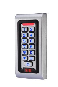 Silicone Keypad Metal Access Control RFID Reader (S601EM) pictures & photos