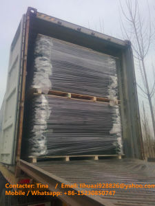 Galvanized Anti-RAM Barrier and Ornamental Steel Fencing (XM3-28) pictures & photos
