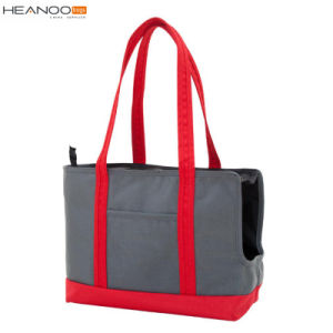 Travel Carrying Shoulder Sling Bag Handbag Pet Carrier Tote Bag pictures & photos