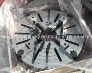 1000~2000mm 4-Jaw Independent Chucks pictures & photos