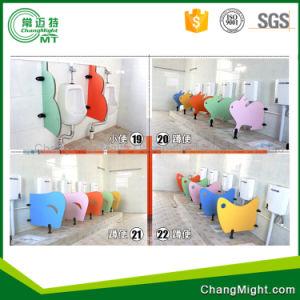 Toilet Compact HPL/HPL Kicten Cabinet/Building Material pictures & photos
