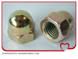 Cap Nuts - DIN 1587 - Stainless Steel pictures & photos