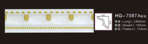 PU Ceiling Ornaments High Density Beautiful Decorative PU Polyurethane pictures & photos