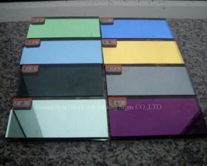 Plastic Products Cast Silver Acrylic Mirror Sheet pictures & photos