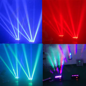 8X10W Disco Stage Lighting LED Beam Mini Spider pictures & photos