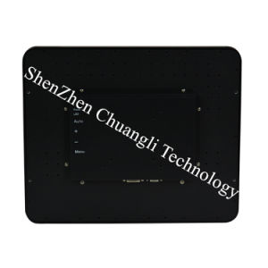 17 Inch Open Frame Capacitive Flat Touch Screen Monitor1280*1024 pictures & photos