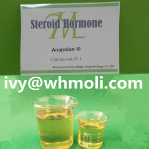 Treatment Raw Material Oral Steroid Oxymetholon Anapolon 50mg/Ml pictures & photos