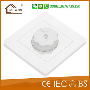 BS 1 Gang Human Body Sensor Switch pictures & photos