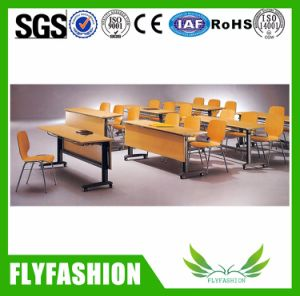 School Furniture Foldable Table and Cahir (SF-51D) pictures & photos