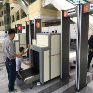 X-ray Security Inspection Parcel Scanner Machine pictures & photos