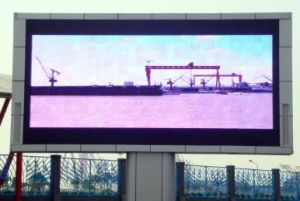 P8 Outdoor Full Color High Quality LED Digital Billboard pictures & photos