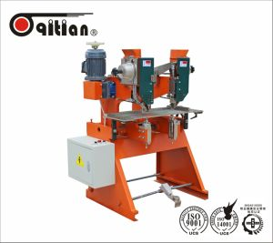 Full-Automatic Twin Riveting Machine for File Folders Paper Clip pictures & photos