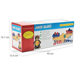 Pan Balance Encourages Children Balance Concept Educational Toy pictures & photos