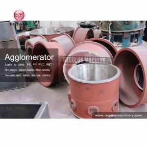 Waste Plastic Agglomerator for PE Film Recycling pictures & photos