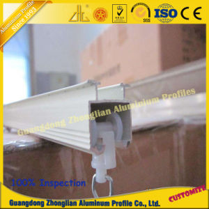 Aluminium Extrusion Rail Profile for Curtain Track pictures & photos