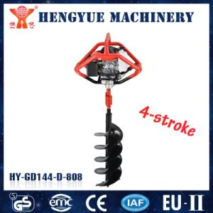 4 Stroke Manual Earth Auger pictures & photos
