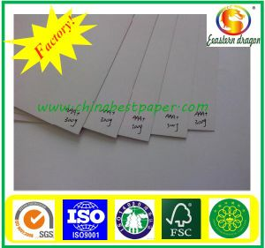 Factory Price 300g Duplex Board Paper Grey Back pictures & photos