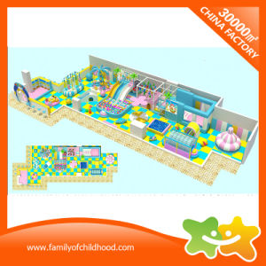Kids Soft Indoor Amusement Playground Equipment for Sale pictures & photos