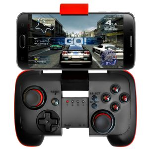 Hot Moba Games Use Android Wireless Game Controller with Clip pictures & photos