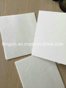 2 Yellow Lines Glassfiber Sheet Battery Separator pictures & photos