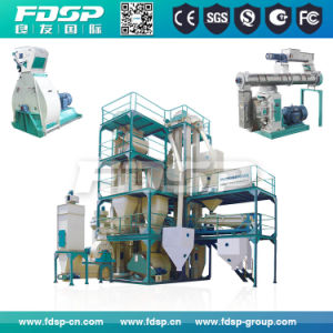 Professional 4-5t/H Feed Pellet Mill Machine for Sale pictures & photos