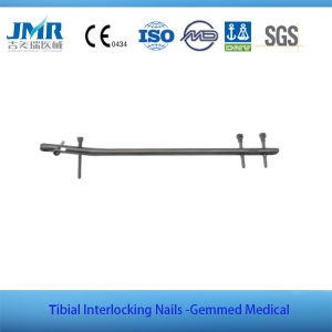Ce Marked China Fully Stocked Tibial Intramedullary Nails pictures & photos